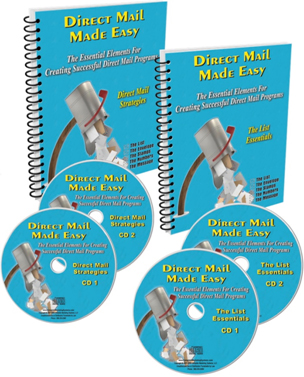 Direct Mail Made Easy Home Study Course