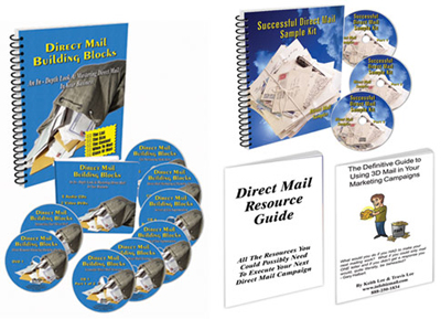 Direct Mail Building Blocks Home Study Course